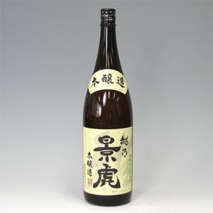 越乃景虎 本醸造 1800ml  [1094]