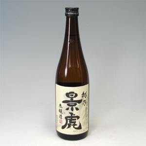 越乃景虎 本醸造 720ml  [1483]