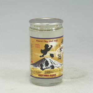 大山 特別純米 カップ 180ml 1776  [1776]