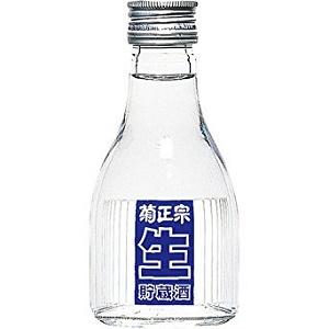 菊正宗 生貯蔵酒 上撰 180ml  [1784]