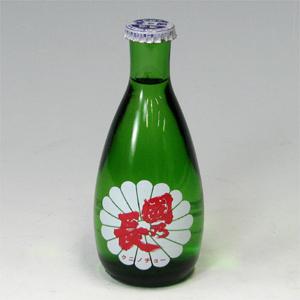 国乃長 プリント瓶 上撰 180ml  [1829]