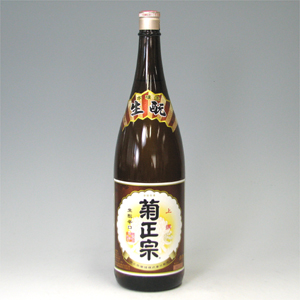 菊正宗 上撰 1800ml  [513]