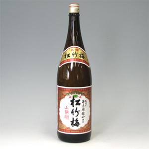 松竹梅 上撰 1800ml  [635]