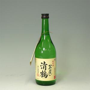 清鶴 ひやおろし 720ml  [71593]
