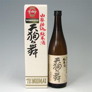 天狗舞 山廃仕込 純米酒 720ml  [71687]