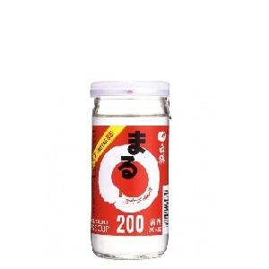 白鶴 サケカップまる 200ml  [72252]