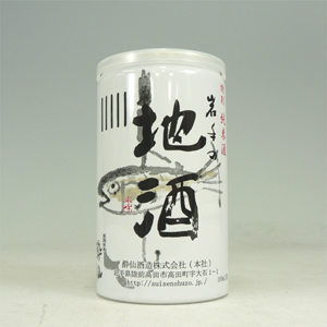 酔仙 岩手の地酒 アルミ缶 180ml 岩手県  [72374]