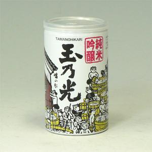 玉乃光 純米吟醸 180ml 京都府  [72420]