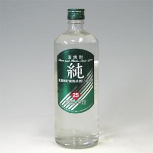 宝焼酎 純 25゜ 720ml  [74338]
