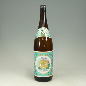 亀甲宮焼酎 25゜ 瓶 1.8L  [74535]