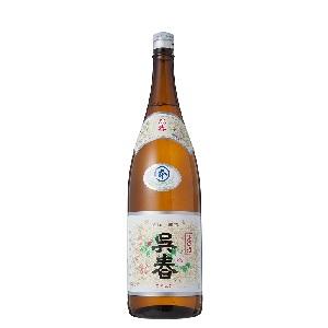 呉春 本丸 本醸造 1800ml  [746]