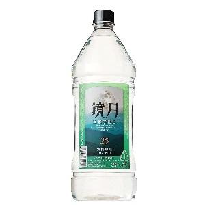 韓国焼酎 鏡月グリーン 25゜  4L  [74922]