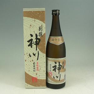 神川 別撰 芋 25゜ 神川酒造720ml  [76023]