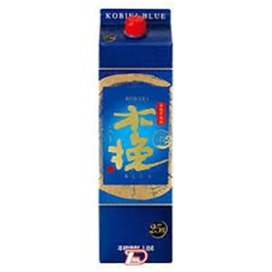さつま木挽ブルー 芋焼酎 25°パック1.8L  [76041]
