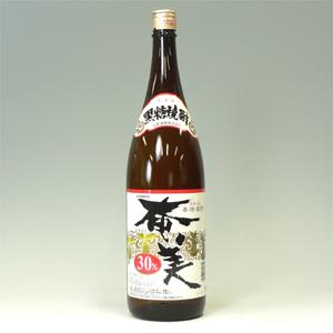 奄美 (黒糖焼酎)30゜ 1800ml  [76190]