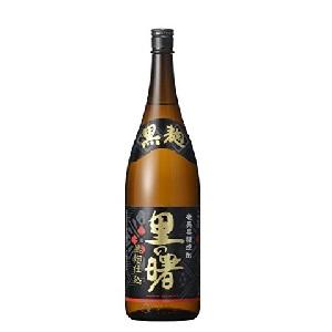 里の曙 黒麹仕込み 黒糖焼酎 25゜ 1.8L  [76200]