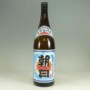 アサヒ 黒糖焼酎 30゜瓶 1.8L  [76201]