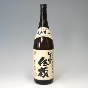 しまっちゅ伝蔵 30゜  黒糖焼酎 1800ml  [76213]