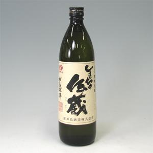 しまっちゅ伝蔵 30゜  黒糖焼酎 900ml  [76214]