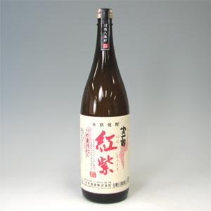 すき 紅紫 芋焼酎 25゜ 1.8L  [76217]