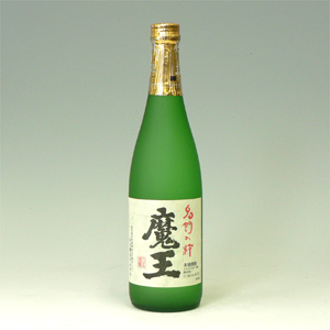 魔王  芋焼酎 25゜    720ml  [76222]