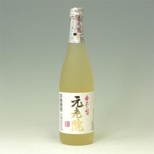 元老院 舜泉の司 25゜ 麦焼酎(麦・さつま芋・米麹) 720ml  [76225]