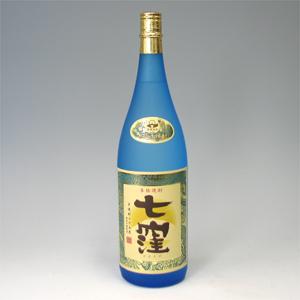 七窪 (芋焼酎) 25°1800ml  [76236]