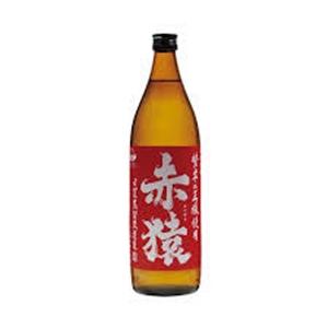赤猿 芋焼酎 25°    小正酒造900ml  [76263]