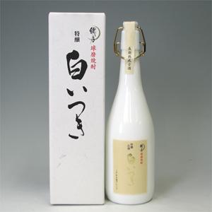 球磨焼酎 特醸 白いつき 米焼酎 35度 720ml  [76291]