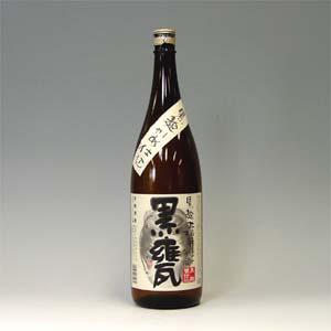 宝 黒甕 芋焼酎 25゜ 1.8L  [76310]