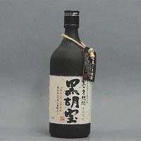 黒ごま焼酎 黒胡宝 25゜ 720ml  料飲店様専用品  [76359]