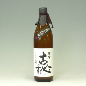 雲海 さつま古秘 芋焼酎 25゜ 900ml  [76459]