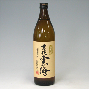 吉兆雲海 そば焼酎 25゜ 瓶 900ml  [76462]