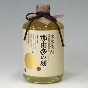 那由多の刻 25゜ そば焼酎 ・麦麹 720ml  [76479]