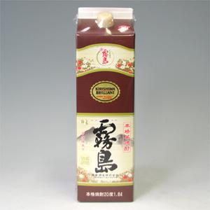 霧島(芋焼酎)20゜パック 1.8L  [76540]