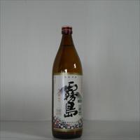 白霧島  (芋焼酎) 25゜瓶 900ml  [76543]