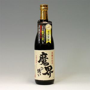 魔界への誘い 黒麹仕込み 芋焼酎 25゜720ml  [76546]