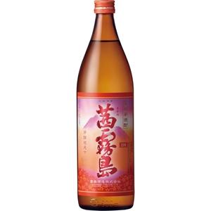 茜霧島 芋焼酎 25゜ 瓶     900ml  [76555]