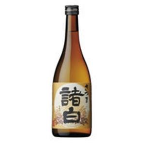 さつま諸白 芋焼酎 25゜ 鹿児島酒造720ml  [76559]
