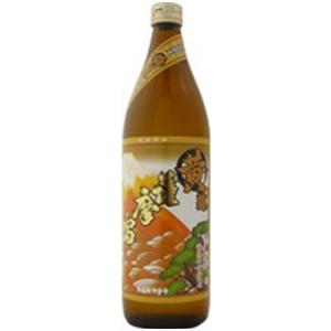 薩摩富士 黄麹 芋焼酎 25゜ 瓶 900ml  [76599]