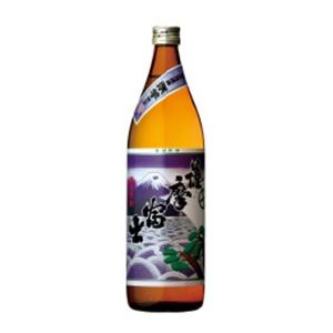 紫薩摩富士 芋焼酎 25゜ 瓶 濱田酒造900ml  [76600]