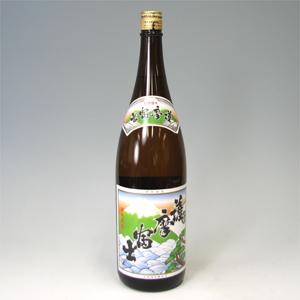 薩摩富士 芋焼酎 1800ml 25度  [76618]