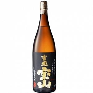 吉兆宝山 芋焼酎 25゜ 箱入り  1.8L  [76745]