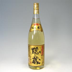 隠し蔵 麦焼酎 25゜ 瓶 1.8L  [76761]