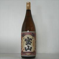 さつま宝山 芋焼酎  25゜    1.8L  [76792]