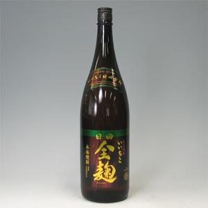 いいちこ 日田全麹 麦焼酎 25゜ 1.8L  [76815]