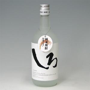 白岳 しろ 25゜(米焼酎) 720ml  [76818]