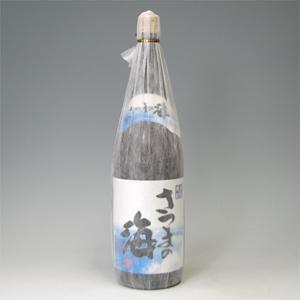 さつまの海 芋焼酎 25゜ 1800ml  [76835]