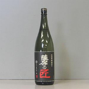 さつまの匠 芋焼酎 30゜ 1.8L  [76837]