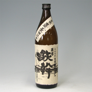 鉄幹 25゜ 芋焼酎 900ml  [76892]